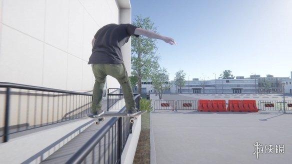 《滑板XL》游戏截图
