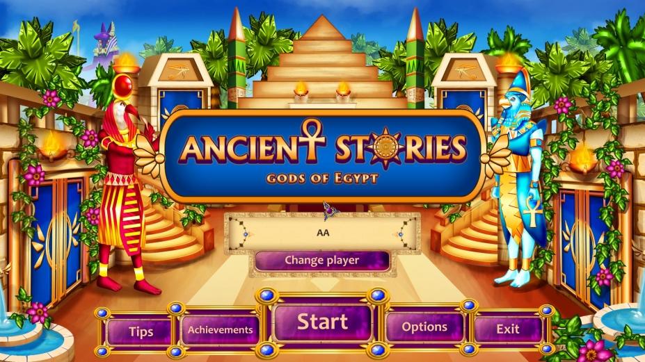 《古代故事:埃及众神》游戏截图