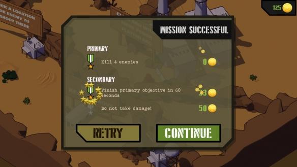 《坦克!!!》游戏截图