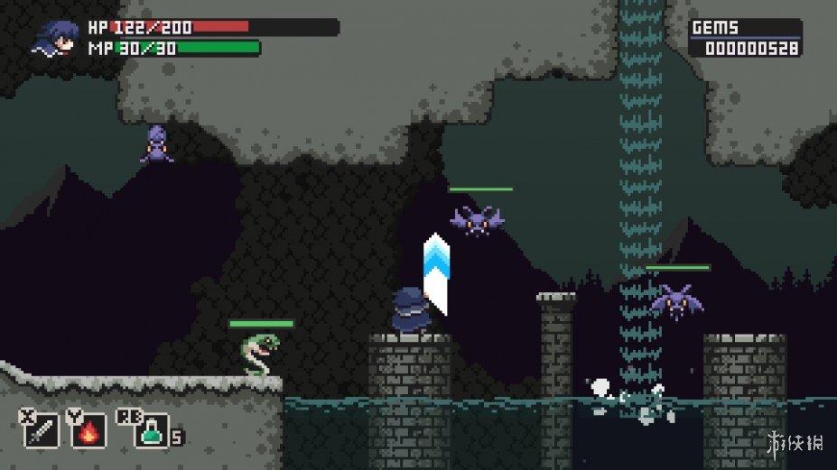 《钢剑故事》游戏截图(1)