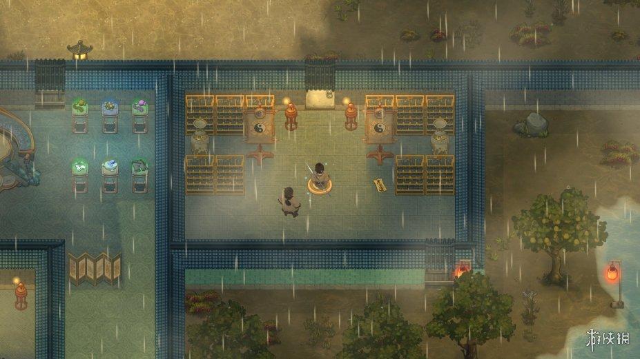 《了不起的修仙模拟器》游戏截图