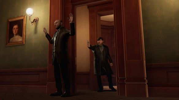 《看不见的时间》游戏截图