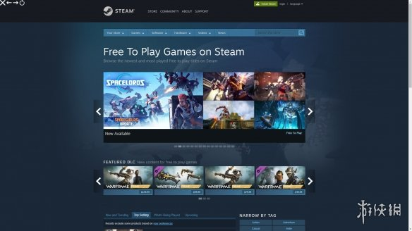 《Steam商店模拟器》游戏截图