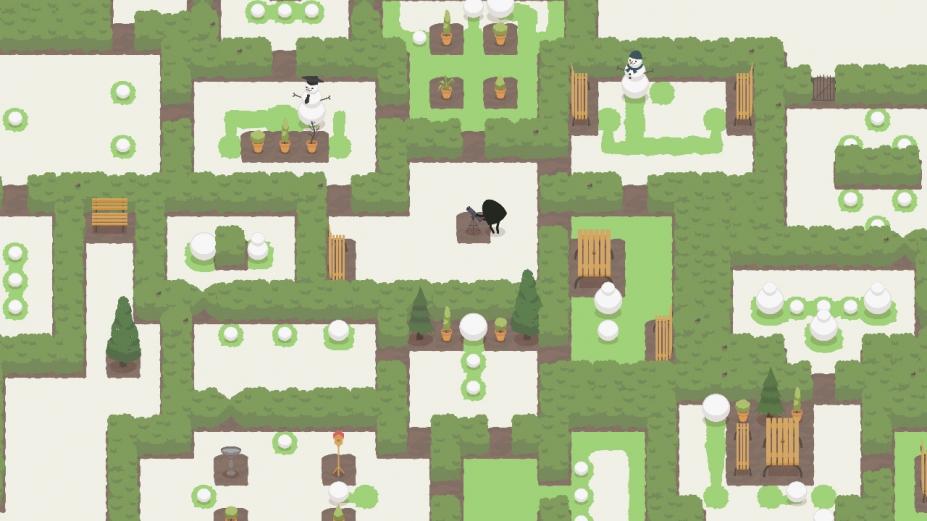 《雪人难堆》游戏截图