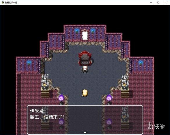 《堕魔的伊米娅》游戏截图
