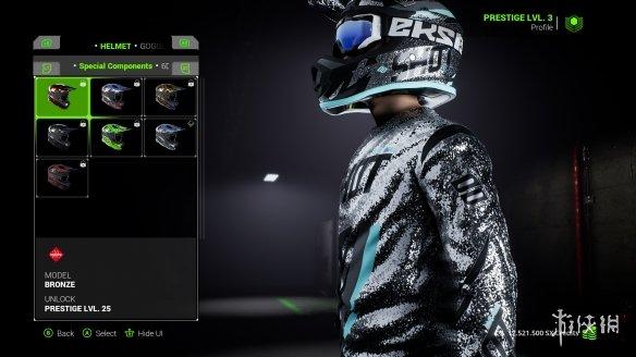 《怪物能量超级越野赛车2》游戏截图