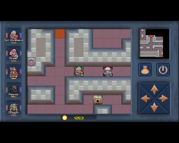《迷宫冒险2》游戏截图1