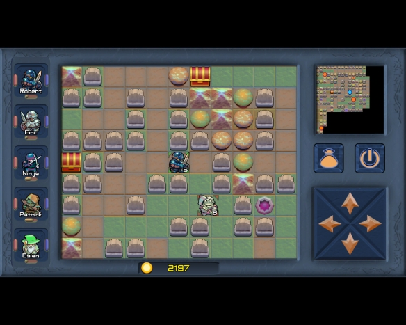 《迷宫冒险2》游戏截图2