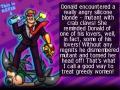 《唐纳德VS火星人》游戏截图-3