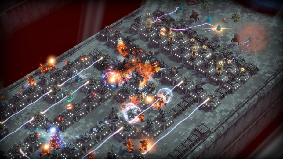 《释放》游戏截图