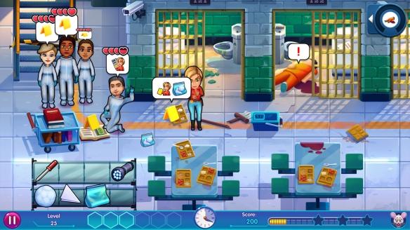 《帕克与雷恩:扭曲心灵》游戏截图