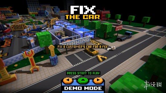 《汽车修理达人》游戏截图