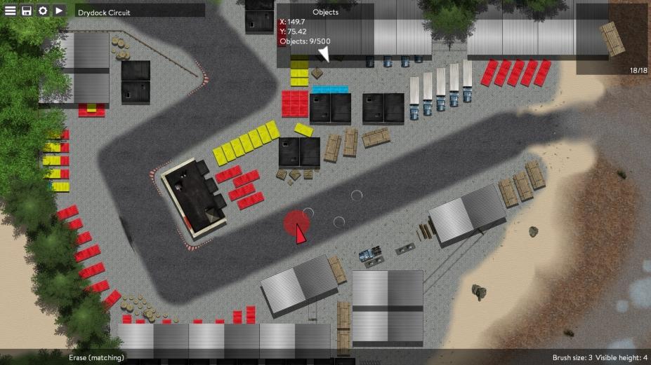《道路竞速俱乐部》游戏截图