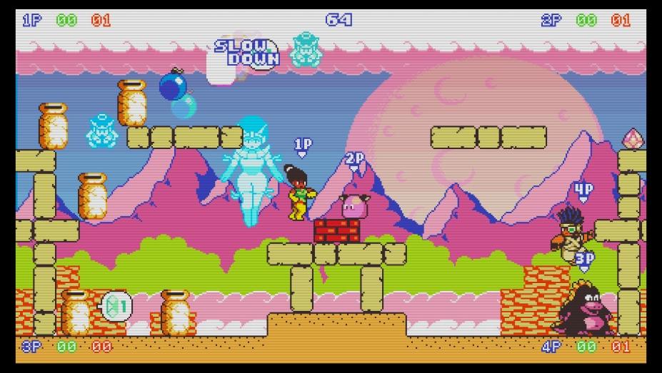 《罐子战士》游戏截图