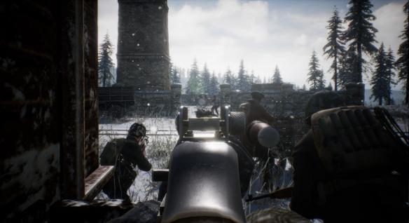 《战斗冲刺:阿登突击》游戏截图
