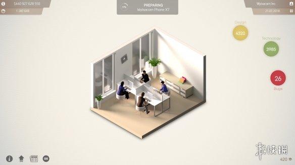 《智能手机大亨》游戏截图