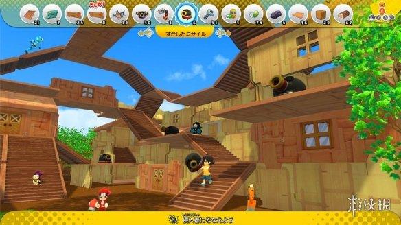 《忍者盒子》游戏截图