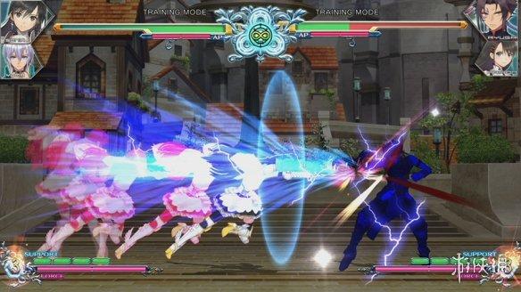 《光明格斗:反叛》游戏截图