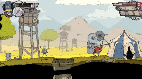《中世纪合金》游戏截图2