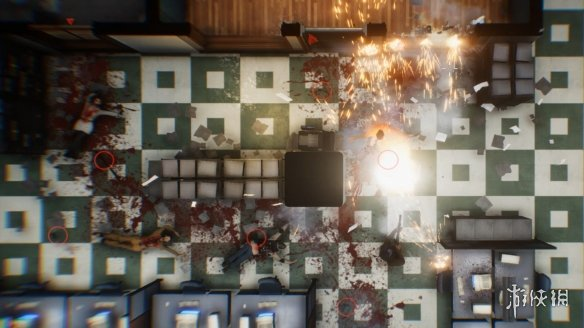 《喋血香港》游戏截图