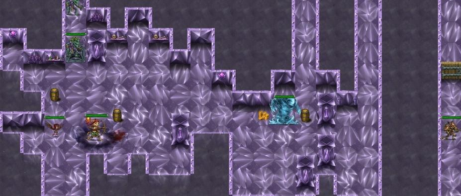 罗格帝国:地牢探险RPG 免安装绿色版
