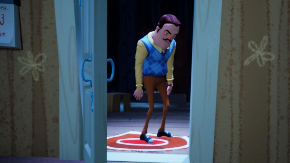 《你好邻居:捉迷藏》游戏截图