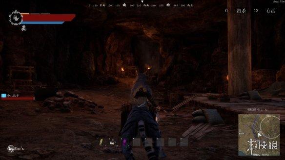 《九劫曲:诅咒之地》游戏截图
