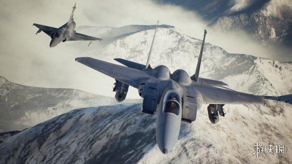 《皇牌空戰7:未知空域》游戲截圖2
