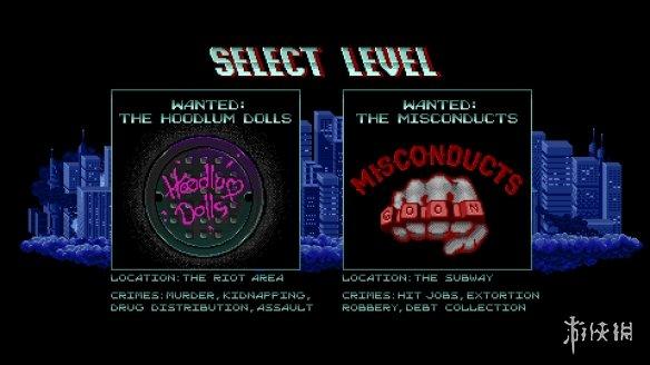 《暴徒猎手》游戏截图