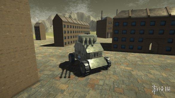 《柴油朋克战争》游戏截图