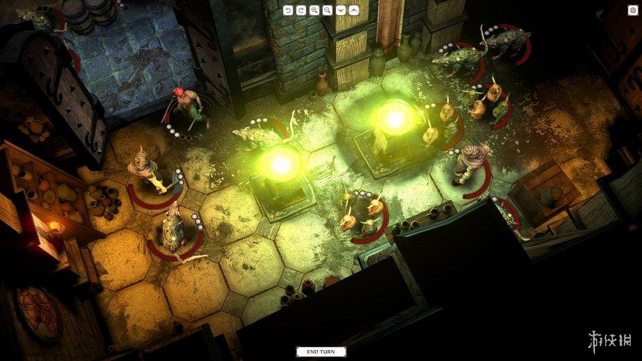 《战锤任务2:时间末日》游戏截图