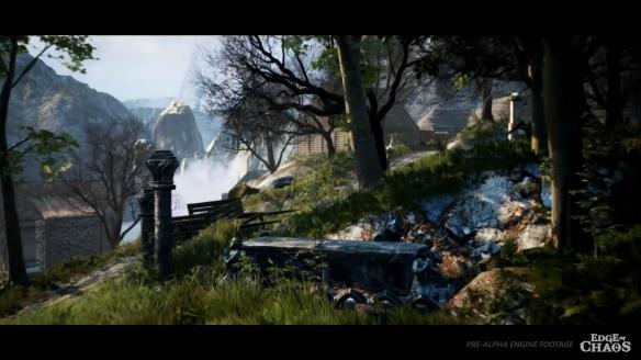 《混沌边缘》游戏截图