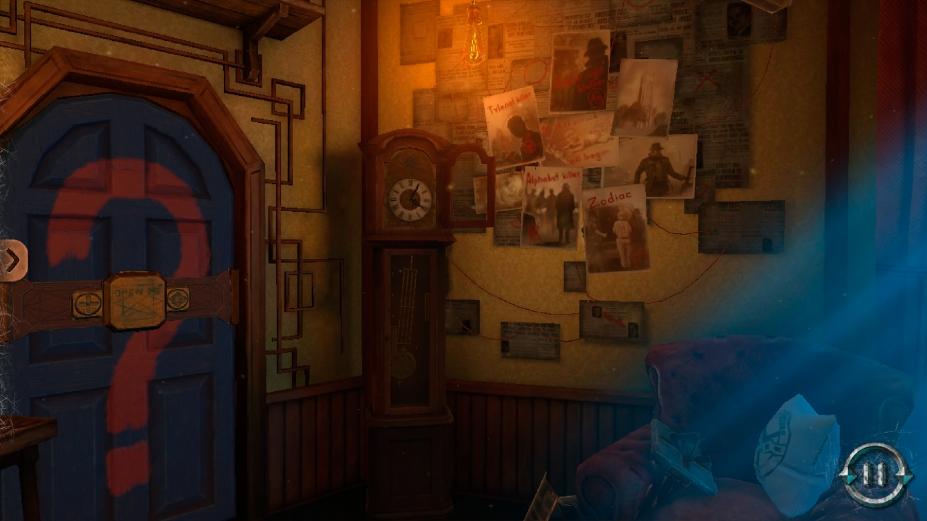 《谜神结局》游戏截图