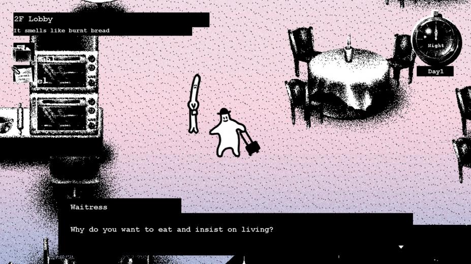 《索斯酒店》游戏截图