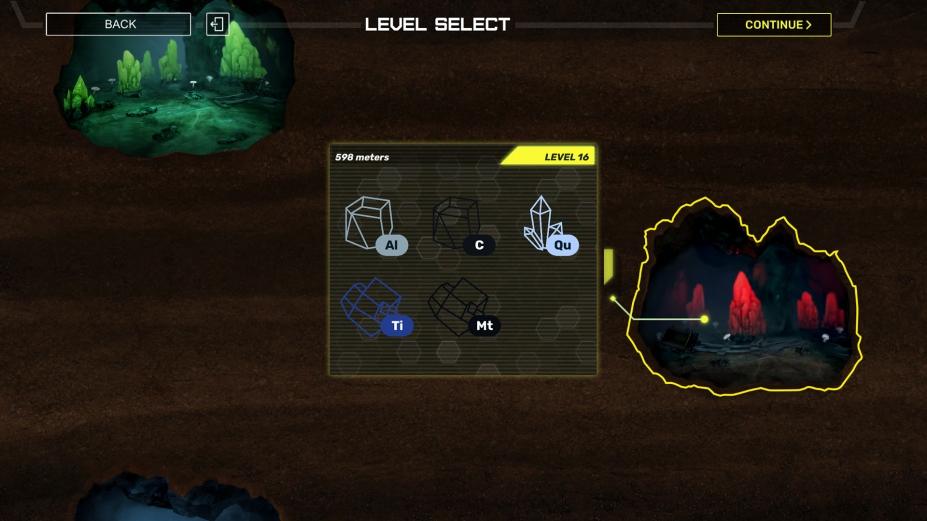 《挖上星球》游戏截图