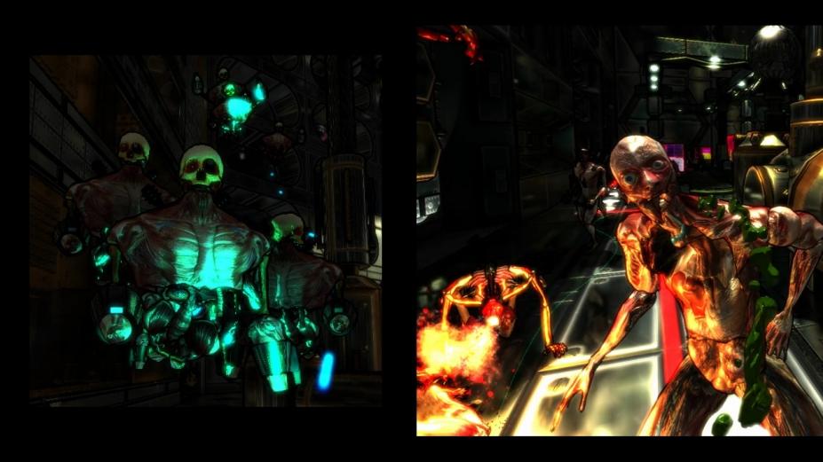 《死灵互斥》游戏截图