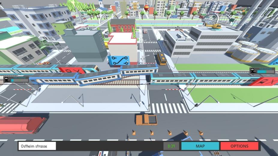 《列车经理》游戏截图