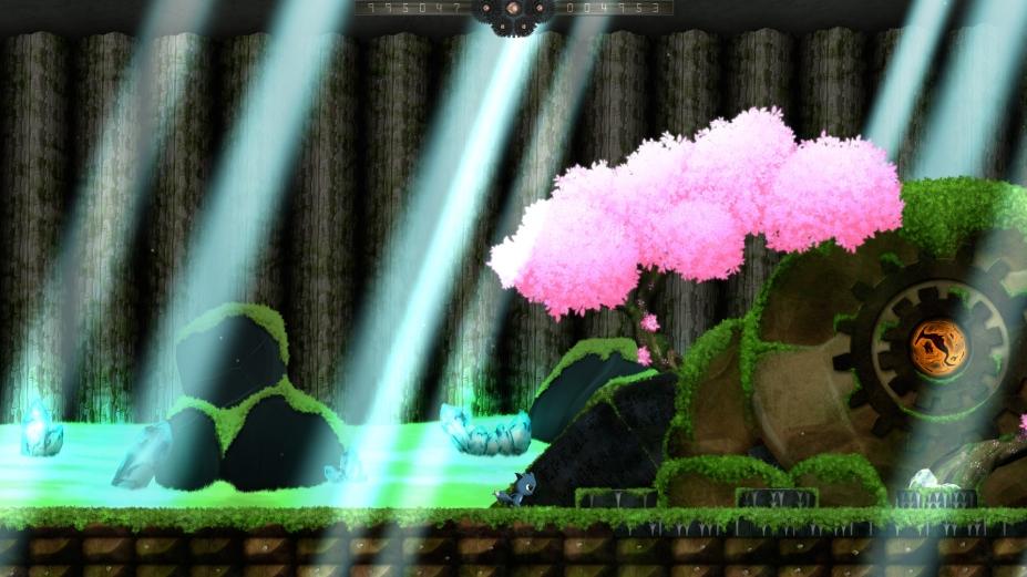 《ikao的失落灵魂》游戏截图