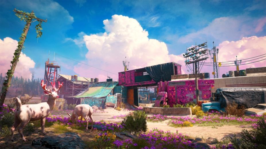 《孤岛惊魂:新曙光》游戏截图2