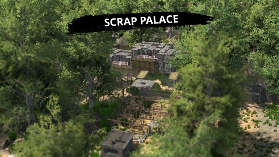《迷宫先生》游戏截图