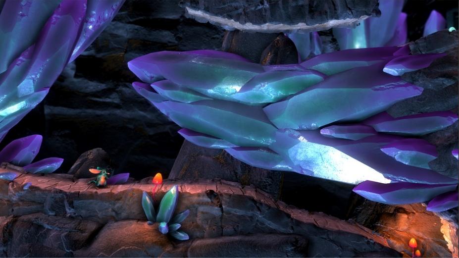 《袋狸妈妈的冒险之旅》游戏截图