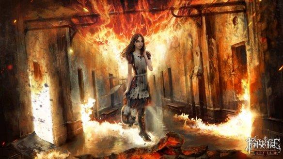 《爱丽丝:庇护》游戏截图
