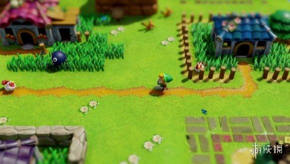 《塞尔达传说:梦见岛》游戏截图-1
