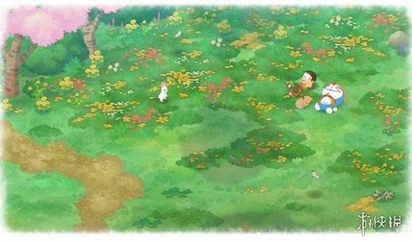 《哆啦A梦:大雄的牧场物语》游戏截图