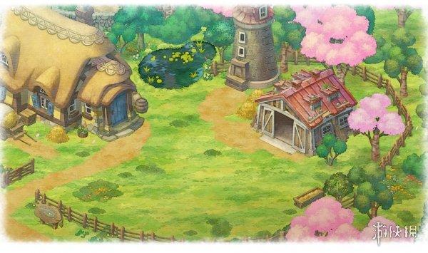 《哆啦A梦:大雄的牧场物语》游戏截图(1)