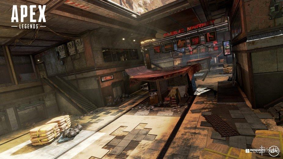 《Apex英雄》游戏截图-4