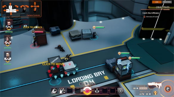 《元素:太空》游戏截图