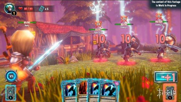 《桥牌猎人》游戏截图