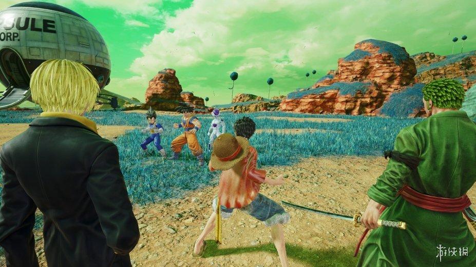 《Jump大亂斗》游戲截圖