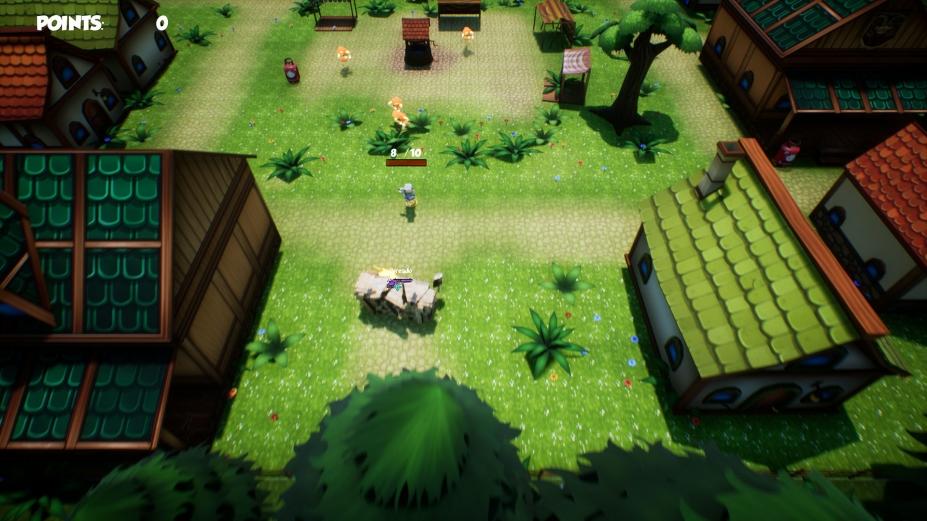 《混乱村庄》游戏截图